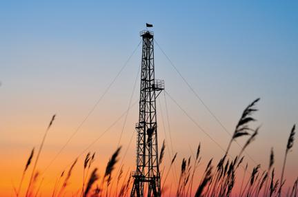 Fracking-Tower