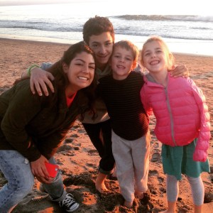 4 cousins Santa Cruz