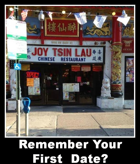Joy Tsin Lau date