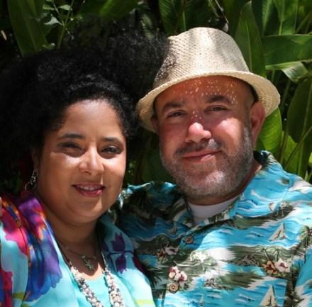 Greg and Creasia Rosenburg