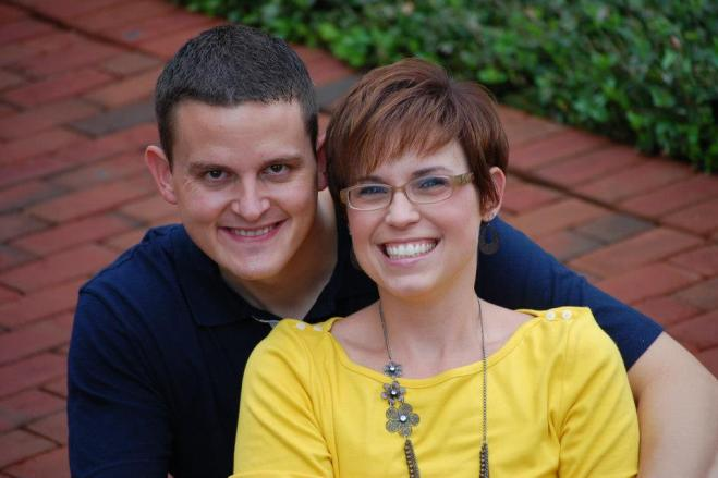 Dustin and Bethany Riechmann