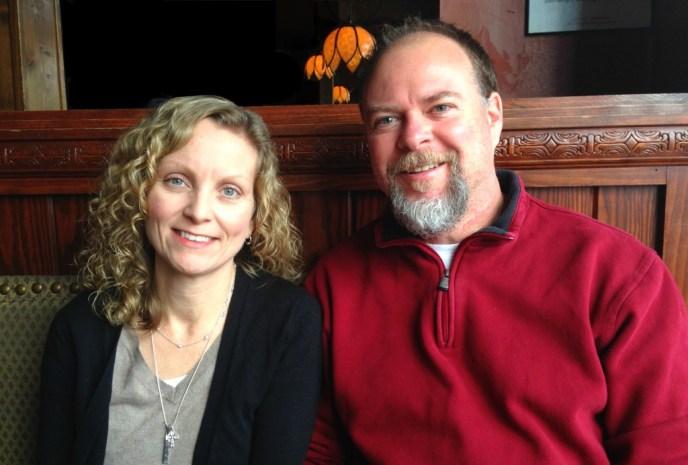Gary and Beth Steffaniak