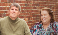 John and Wendy Godfrey