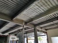 Condo Parking Garage Ceiling: 42nd Ave, Bayside, NY 11361