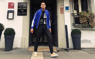 Do winter athleisure like Rusty Beukes. Shop his best looks here.