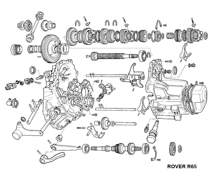 2003 mini cooper s engine diagram