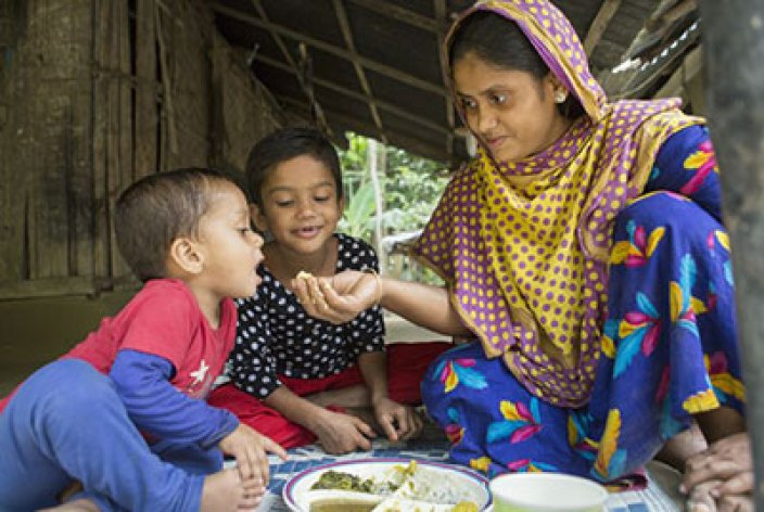 Bangladesh: Farmer Nutrition School Cohort Study | SPRING