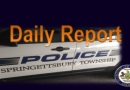 Daily Report for January 17th, 2017
