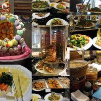 High Tea Buffet @ Straits Cafe, Rendezvous Grand Hotel