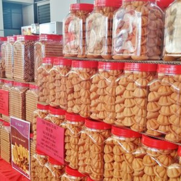 Chinese New Year 2015 Food Factory Wholesale Shopping @ Woodlands & Senoko