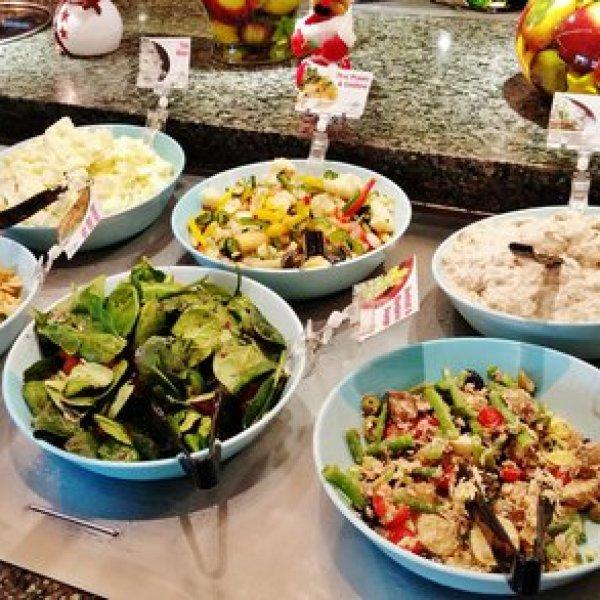 Krazy Salad Bar @ Toa Payoh Central