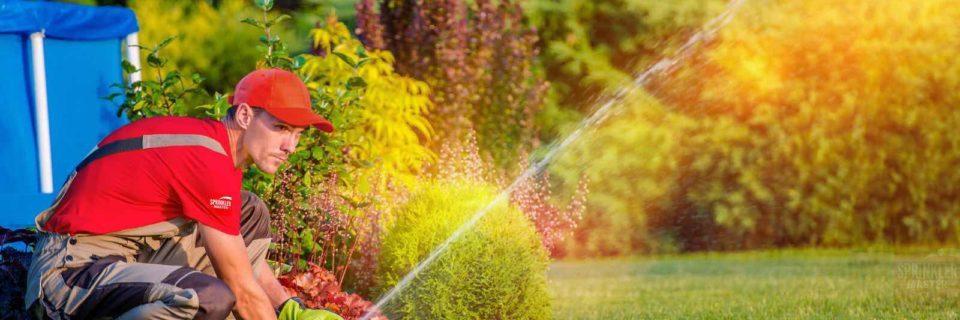 Sprinkler Master Repair - We Repair Lawn Sprinklers!