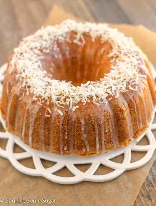 Creative Coconut Pound Cake Sprinkle Some Sugar Coconut Pound Cake Keto Coconut Pound Cake Using Coconut Milk Coconut Pound Cake This Pound Cake Has Texture