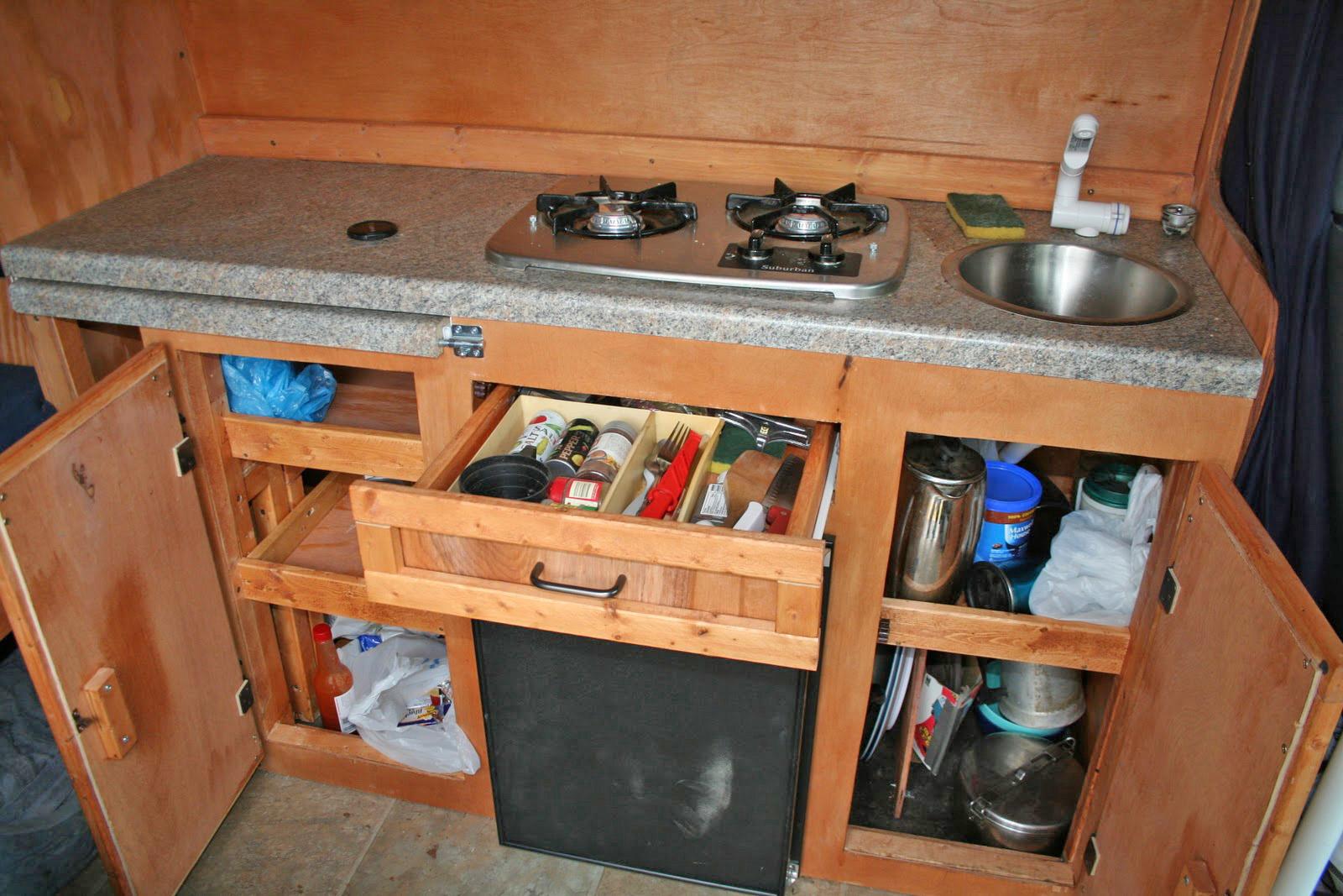 rv kitchen cabinets rv kitchen cabinets Ohio RV Supershow Outdoor Kitchens