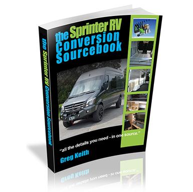 Build Your Own Dream Camper Van Sprinter RV