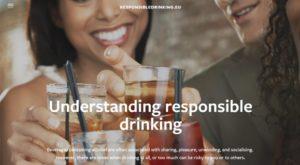 Enjoy Sprisser Responsibly - Responsible Drinking EU