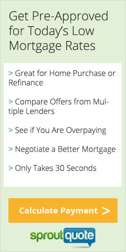 Qualify For Today\u0027s Low Mortgage Rates Takes 30 Seconds SproutQuote