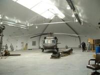 Aircraft Hangar Doors - Sprung Structures  Sprung Structures