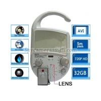 Bathroom Spy Shower Radio Camera - Shower Mirror Radio HD ...