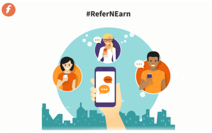 Invite Friend and Earn Money