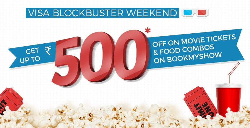 BookMyShow Promo Code & Offers December 2016