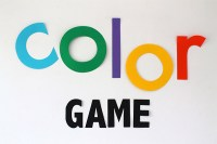 Print | Printable Color Game for ESL/early learners plus a ...