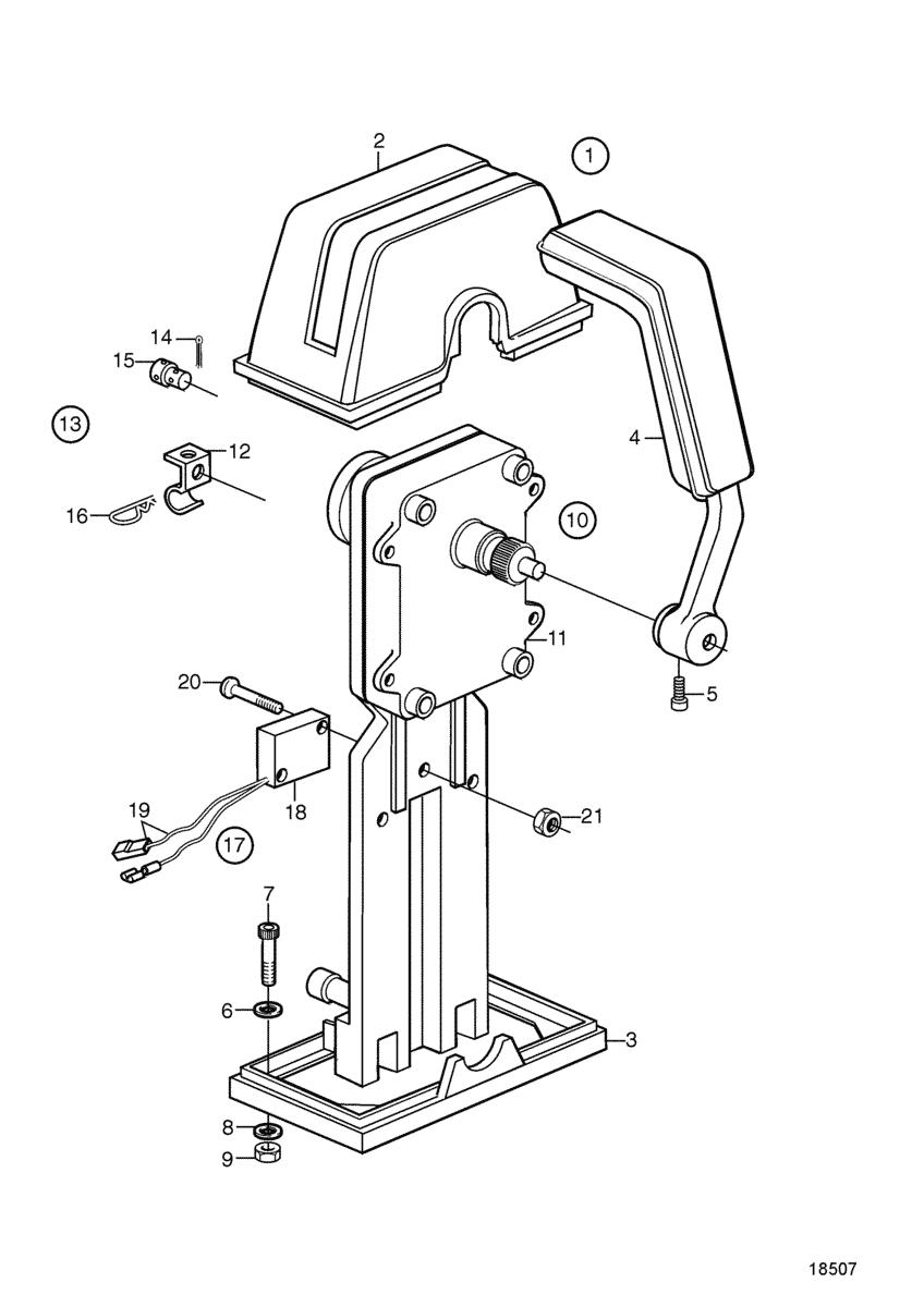 volvo schema moteur mecanisme