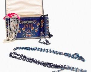Шокачки женски накит од коњске струне