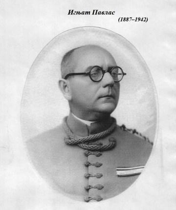 Ignjat Pavlas (55) ubijen na Štrandu 23. januara 1942. godine