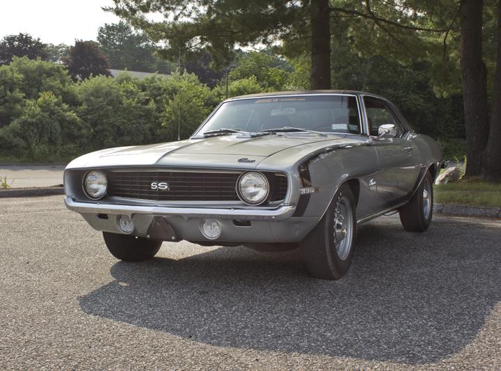 1969 Camaro Parts and Restoration Information