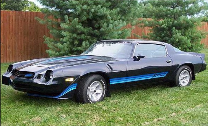 1981 Camaro Parts and Restoration Information