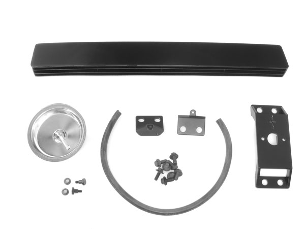 1970-1972 Chevelle Cowl Induction Hood Screen