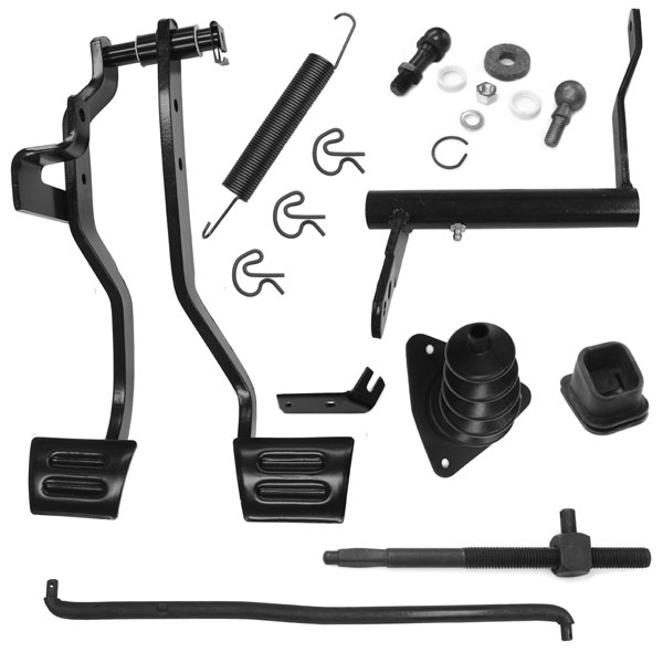 1968-1972 Chevelle Clutch Linkage Auto to Manual Conversion Kit