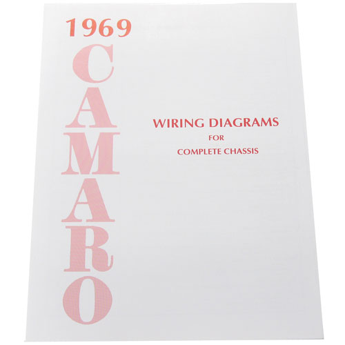 1972 Camaro Wiring Diagram
