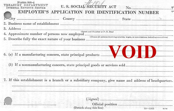 Social Security History