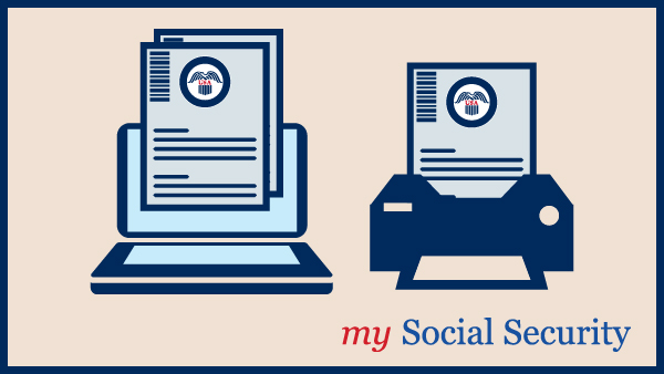 Replacement SSA-1099 Social Security Administration