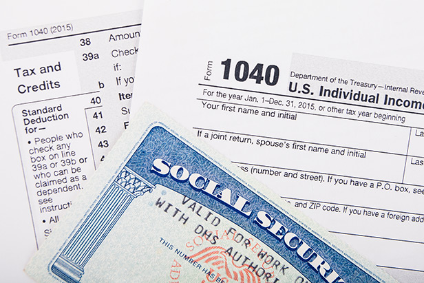 Information for Financial Planners Social Security Administration - social security form