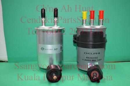 2247008B00 Water Fuel Separator 6650921201 Fuel Filter Rexton Stavic