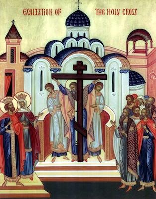 SEPT 13 & 14: EXALTATION OF THE HOLY CROSS
