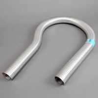 4 Inch ID Flexible Exhaust Tubing/6ft :: SSDiesel Supply