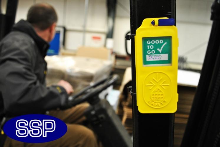 Forklift Safety Inspection Checkbooks 25 Inspections