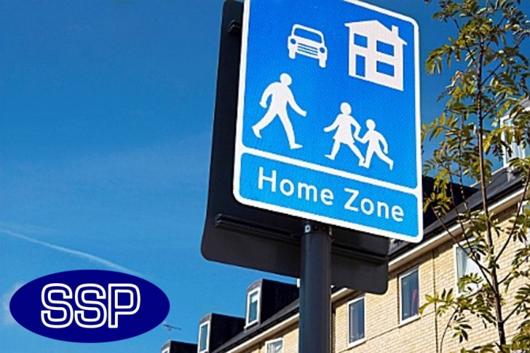 Home Zone End Sign Ssp Print Factory
