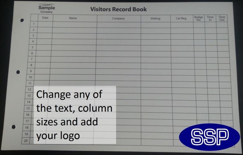 Visitor Sign In Log Book Best beer gardens in London - Pub  Bar
