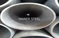 Seamless Oval Stainless Steel Tube ,Large Diameter Steel ...