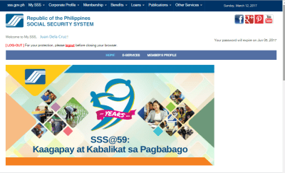 How To Check Your Outstanding SSS Loan Balance ONLINE - SSS Guides