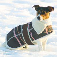 Dura-Tech Nylon Fleece Dog Coat in Dog Coats & Jackets at ...