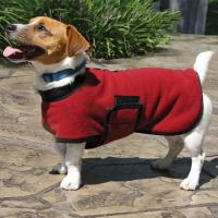 Dura-Tech Fleece Dog Coat in Dog Coats & Jackets at ...