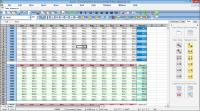 Accel Spreadsheet