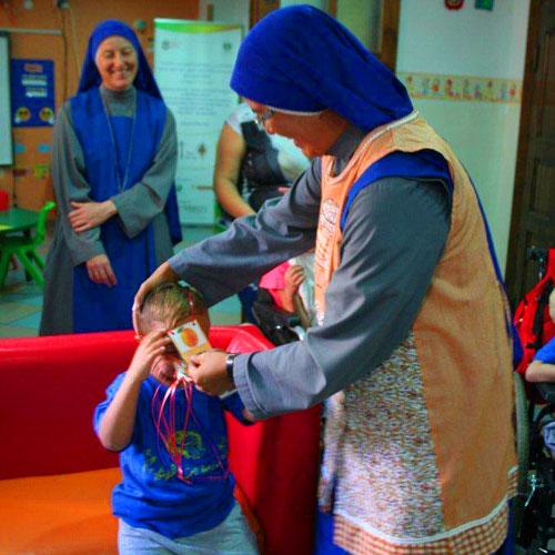 Notizie: Inizio dell'Anno scolastico in Palestina (TERRA SANTA)