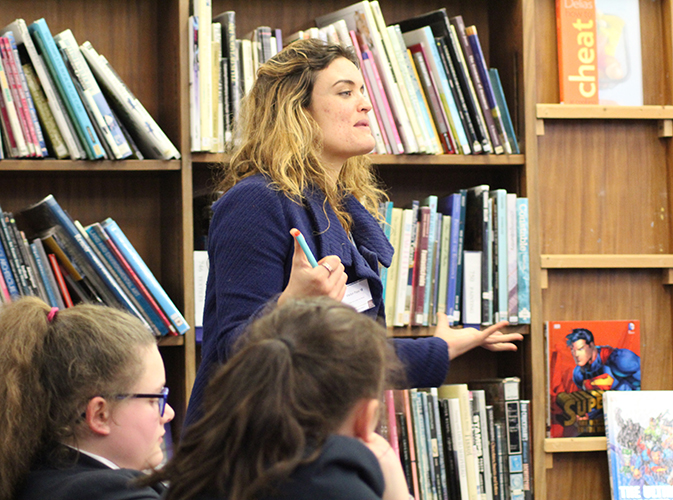 Students Showcase Talents at Bath Literature Festival